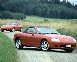 Provkörning av Mazda MX-5 1,6 Classic