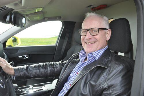 Karl Justh (vd Nilsson Special Vehicles) ser stor potential i nya XC90. Fler blåljusvarianter är på gång!