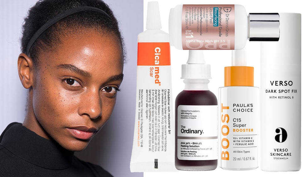 Här är produkterna som kan hjälpa dig med ärr i huden.