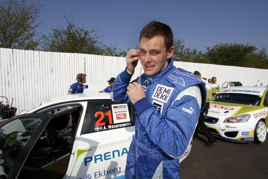 Johan Stureson STCC TTA