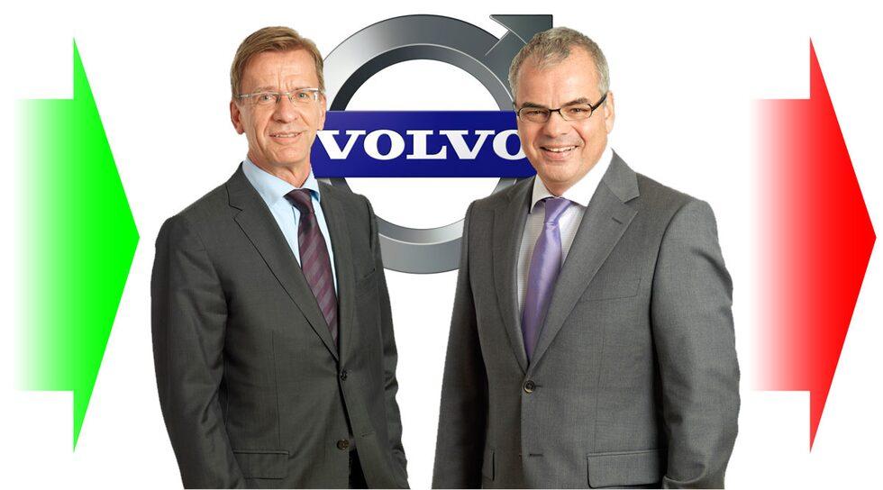 VD för Volvo personvagnar: Håkan Samulsson och Stefan Jacoby