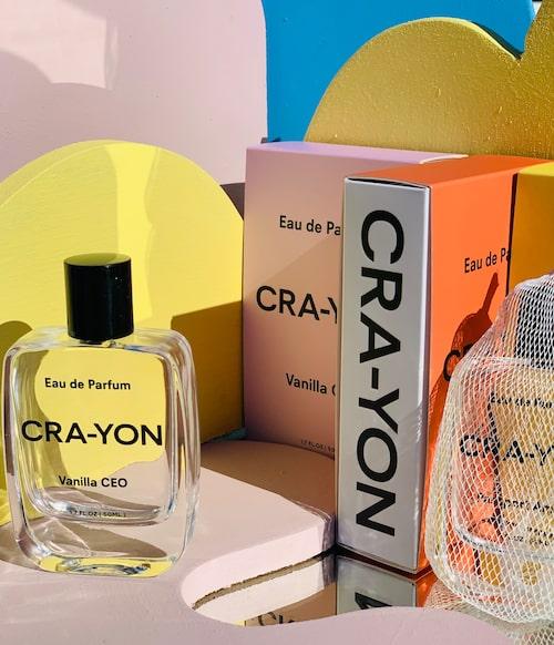 Dofter från Cra-yon.