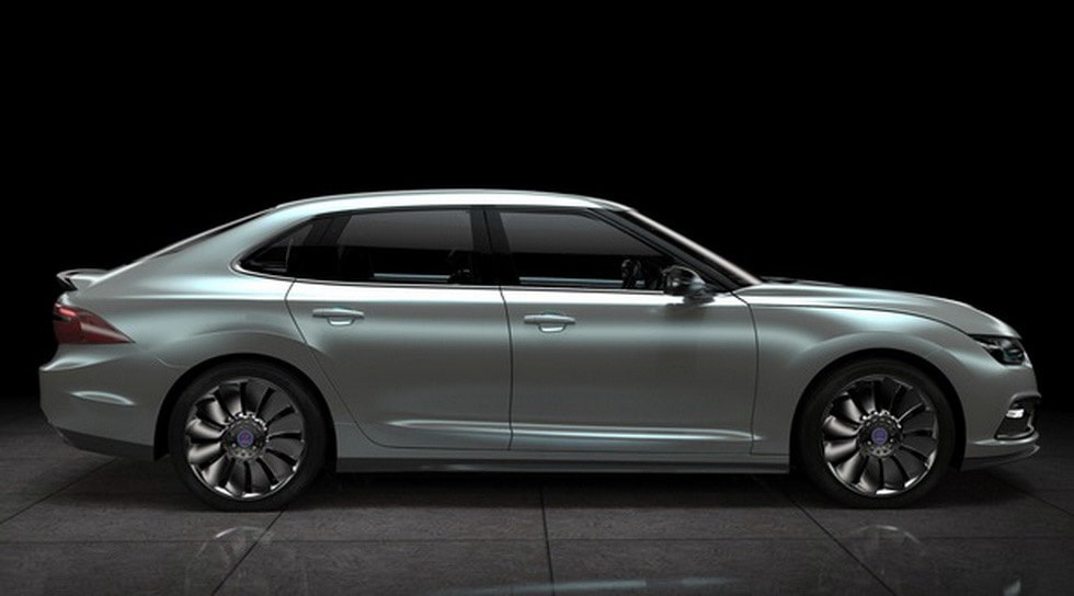 Nya Saab 9-3 enligt Jason Castriota