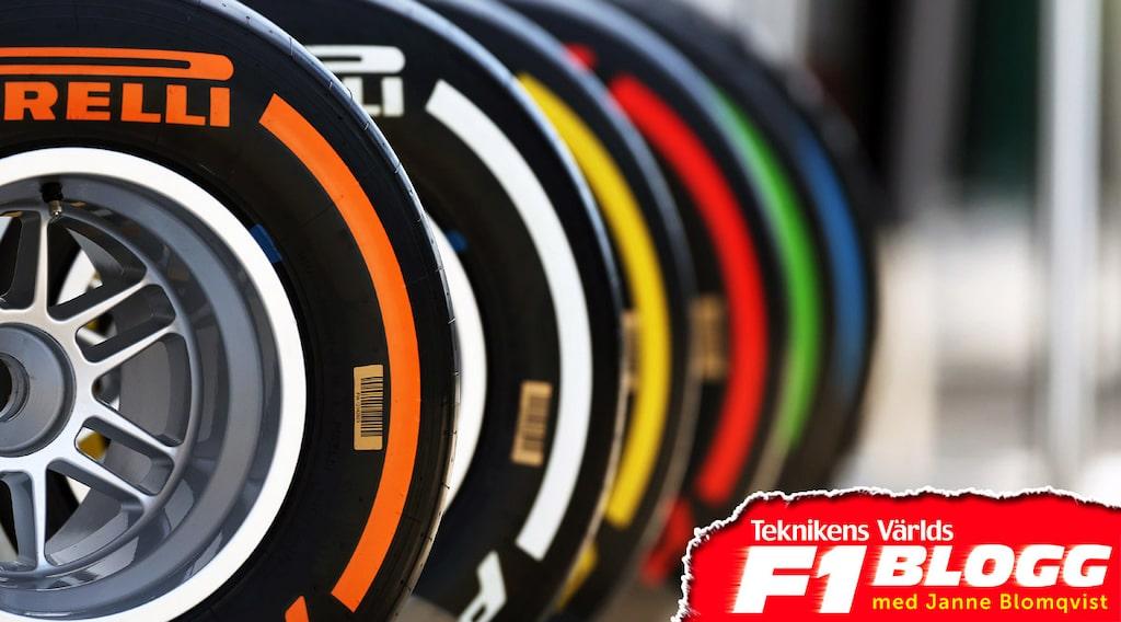 Pirelli Formel 1-däck