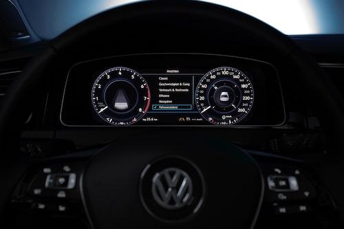 Volkswagen Golf 2017 facelift