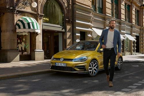 Volkswagen Golf R 2017 facelift