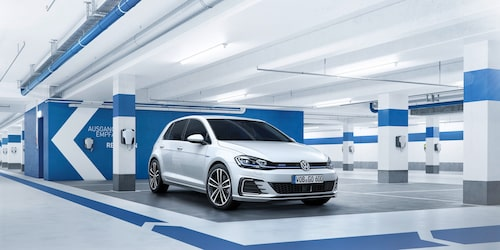 Volkswagen Golf GTE 2017 facelift