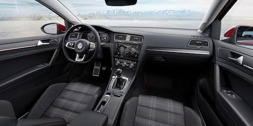 Volkswagen Golf GTI 2017 facelift