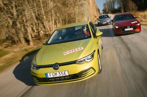 Volkswagen Golf av åttonde generation ska försöka behålla ledningen i segmentet genom en rejäl teknikuppdatering.