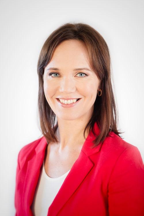 Maria Farm, legitimerad psykolog och KBT-terapeut.