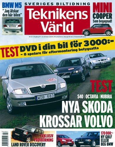 Teknikens Värld nummer 21 / 2004