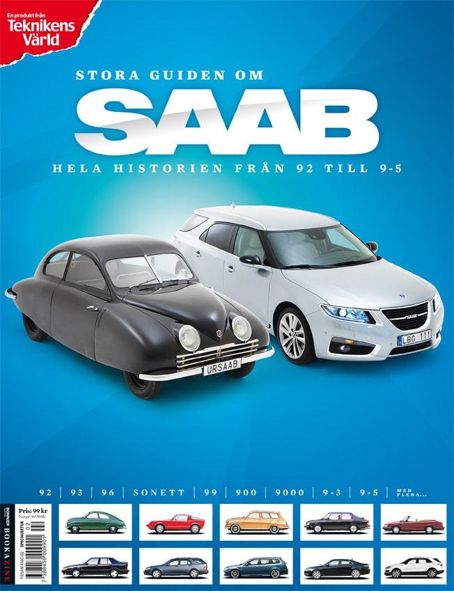 Stora Guiden Om Saab