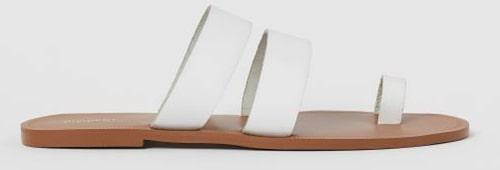 Slip in-sandaler från H&M i äkta läder. Klicka på bilden och kom direkt till sandalerna.