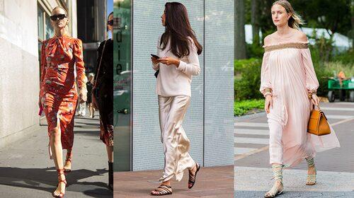 Klassiska remsandaler är en evig garderobsklassiker – nätta eller chunky.