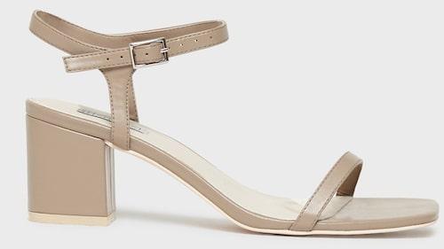Sandaletter från Nly Shoes med fyrkantig tå. Klicka på bilden och kom direkt till sandalerna.