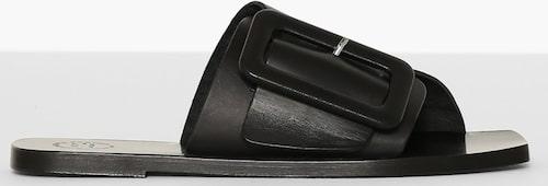 Eleganta slip in-tofflor från Atp Atelier. Klicka på bilden och kom direkt till sandalerna.