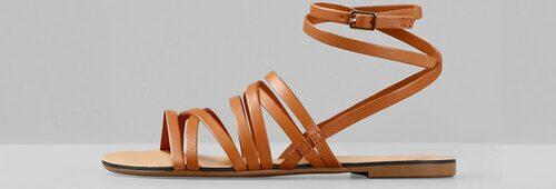 Eleganta och minimalistiska sandaler från Vagabond. Klicka på bilden och kom direkt till sandalerna.