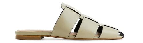 Sandaler 2021: mules-sandaler för dam.