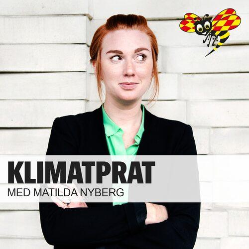 Klimatprat med Matilda Nyberg.