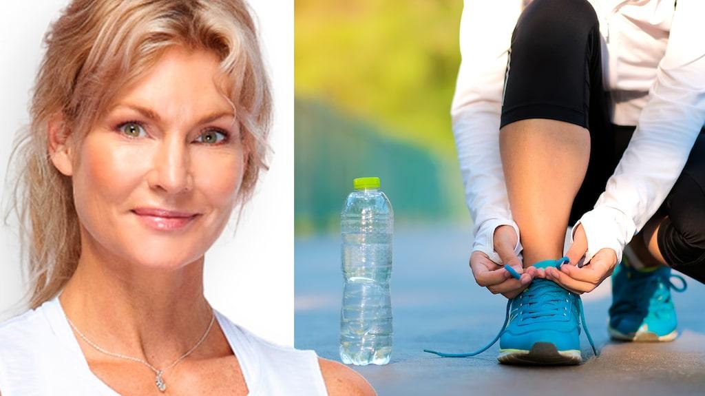 Även om de fysiska resultaten får ta sin tid, så upplever många att den psykiska hälsan förbättras ganska snabbt när de börjar träna.