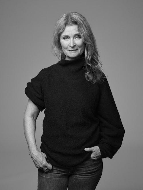 Lena Endre.