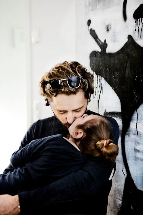 David och Della. Foto: Christian Gustavsson