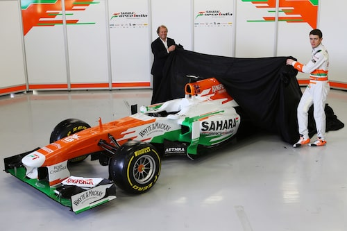 Force India JVM06