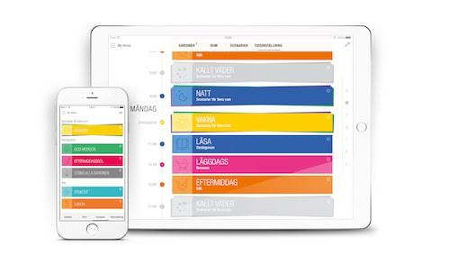 TIPS! Anslut Luxaflex PowerView® motorisering till Google Home och andra digitala assistenter. Det är nästan som att ha en betjänt, som styr gardinerna efter dina behov och önskningar.