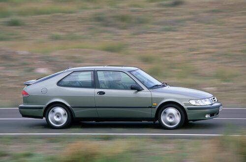Saab 9-3, 1998.