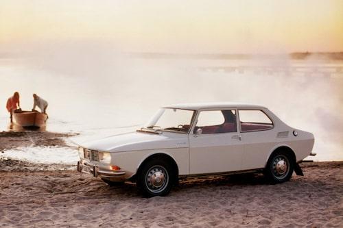 Saab 99, 1968.