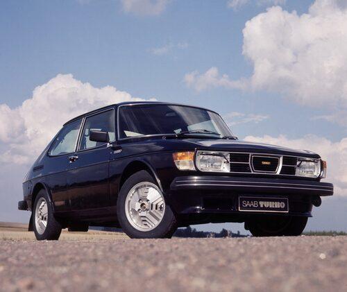 Saab 99 Turbo, 1978.