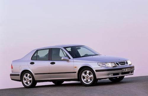 Saab 9-5 Sedan, 1997.