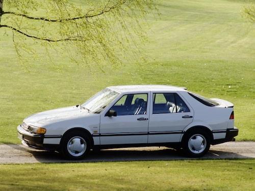Saab 9000 CS, 1991.