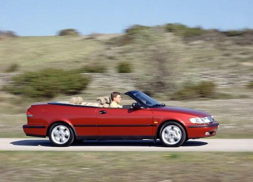 Saab 9-3 Cabriolet, 1999.