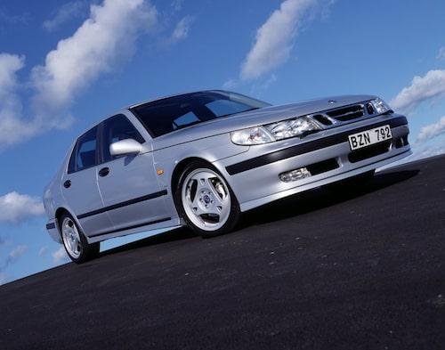 Saab 9-5 Aero, 1999.