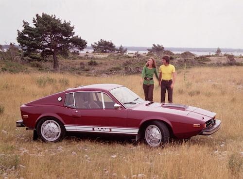 Saab Sonett III, 1970.