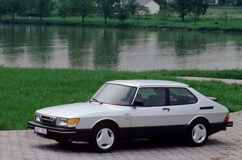 Saab 900 Turbo 16 Aero, 1984.