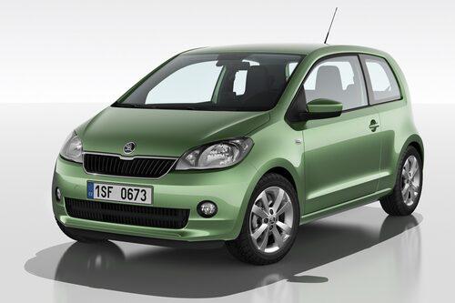 Syskon till nyligen presenterade Volkswagen Up.