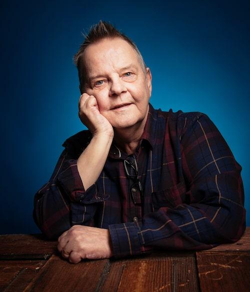 PeO Kjellström i samband med sin 60-årsdag i fjol.