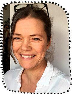 Lotta Hasselberg, barnmorska.