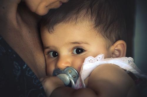 Som förälder kommer du själv i andra hand, ditt barns behov kommer först.