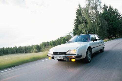 I senaste numret av vår systertidning kör vi Citroën CX GTI mot Peugeot 505 GTI och Renault 20 TS.