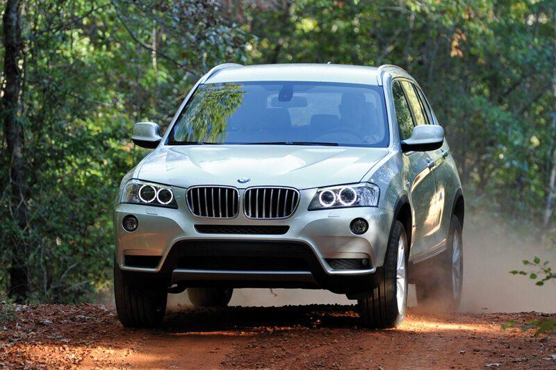 Provkörning av BMW X3 xDrive 35i