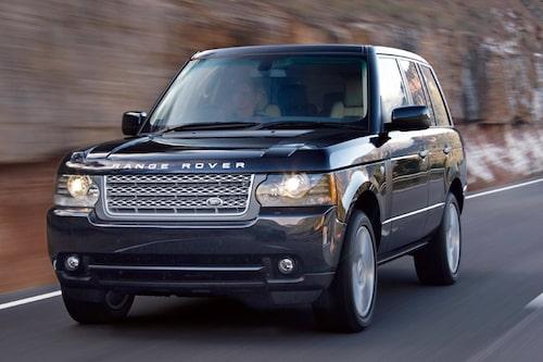Range Rover generation 3
