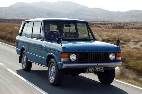 Range Rover generation 1