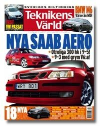Teknikens Värld nummer 10 / 2005