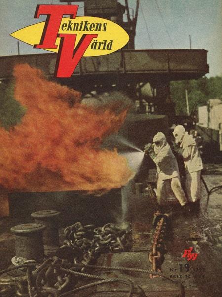 Teknikens Värld nummer 19 / 1952