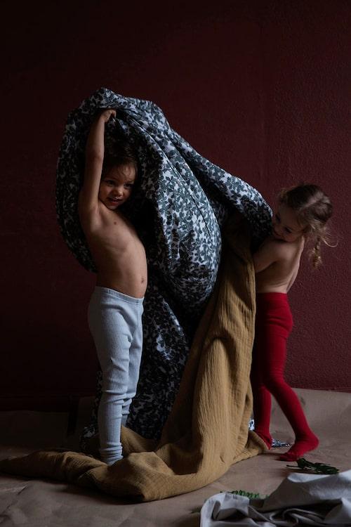 Garbo & Friends suktar oss med sina vackra textilier.