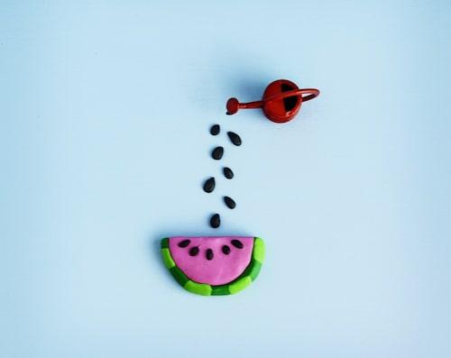 Appen iMotion från Fingerlab gör det enkelt att med play-doh skapa animerade filmer med barnen.