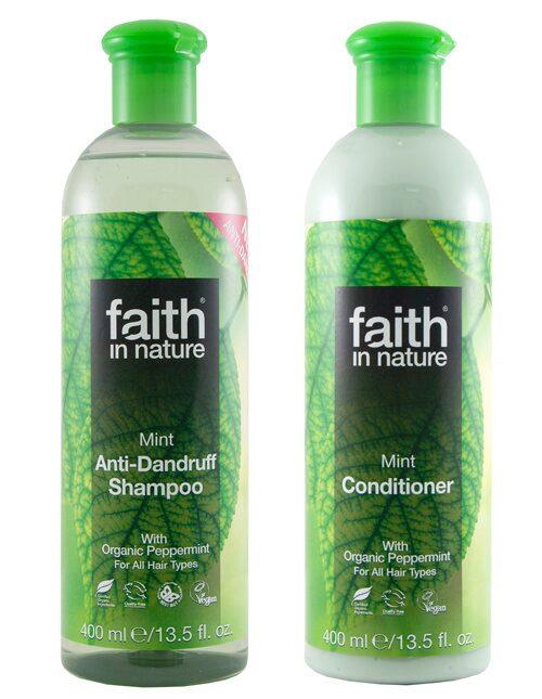 Faith in nature från Mint.